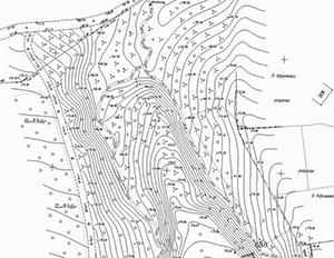 Топографическая съемка, создание топографических планов